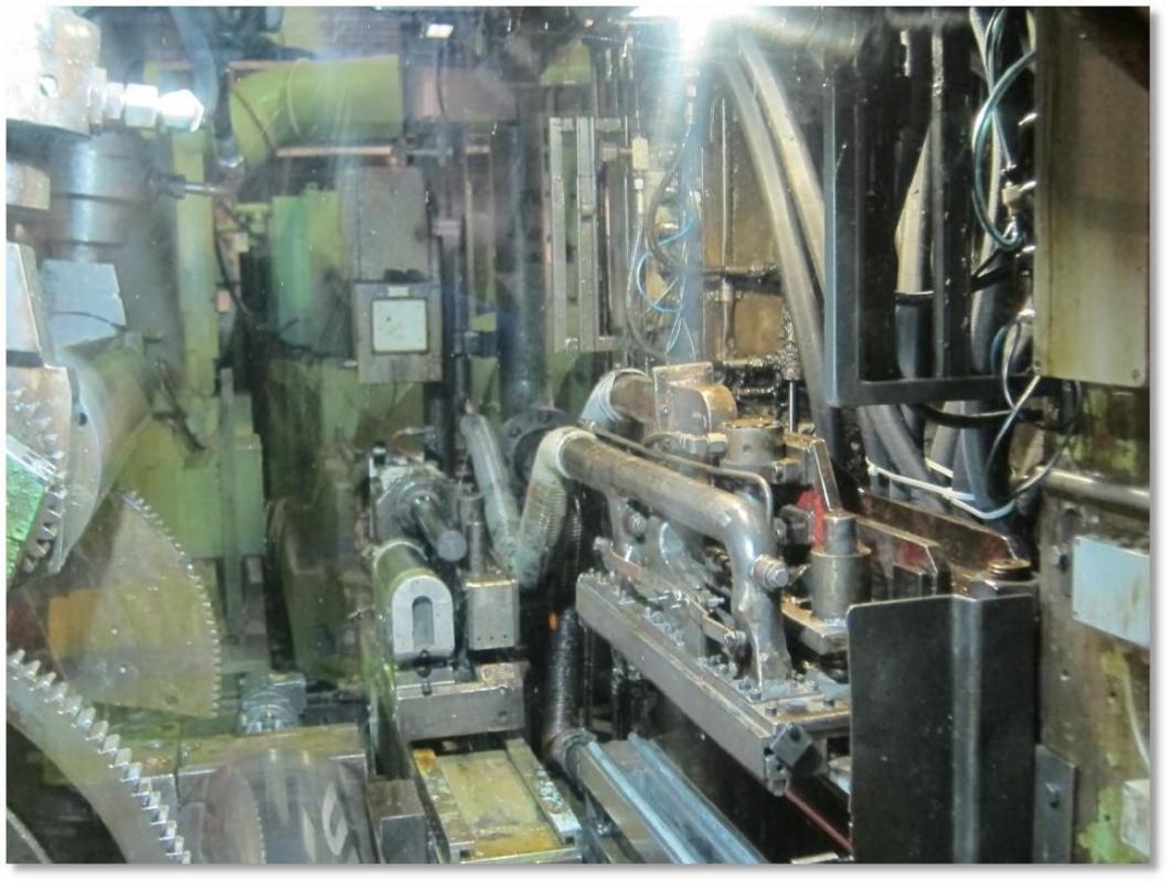 QUARTO REVERSIER WALZGERÜST | REINHOLD SCHMITT GMBH - Industriemaschinen